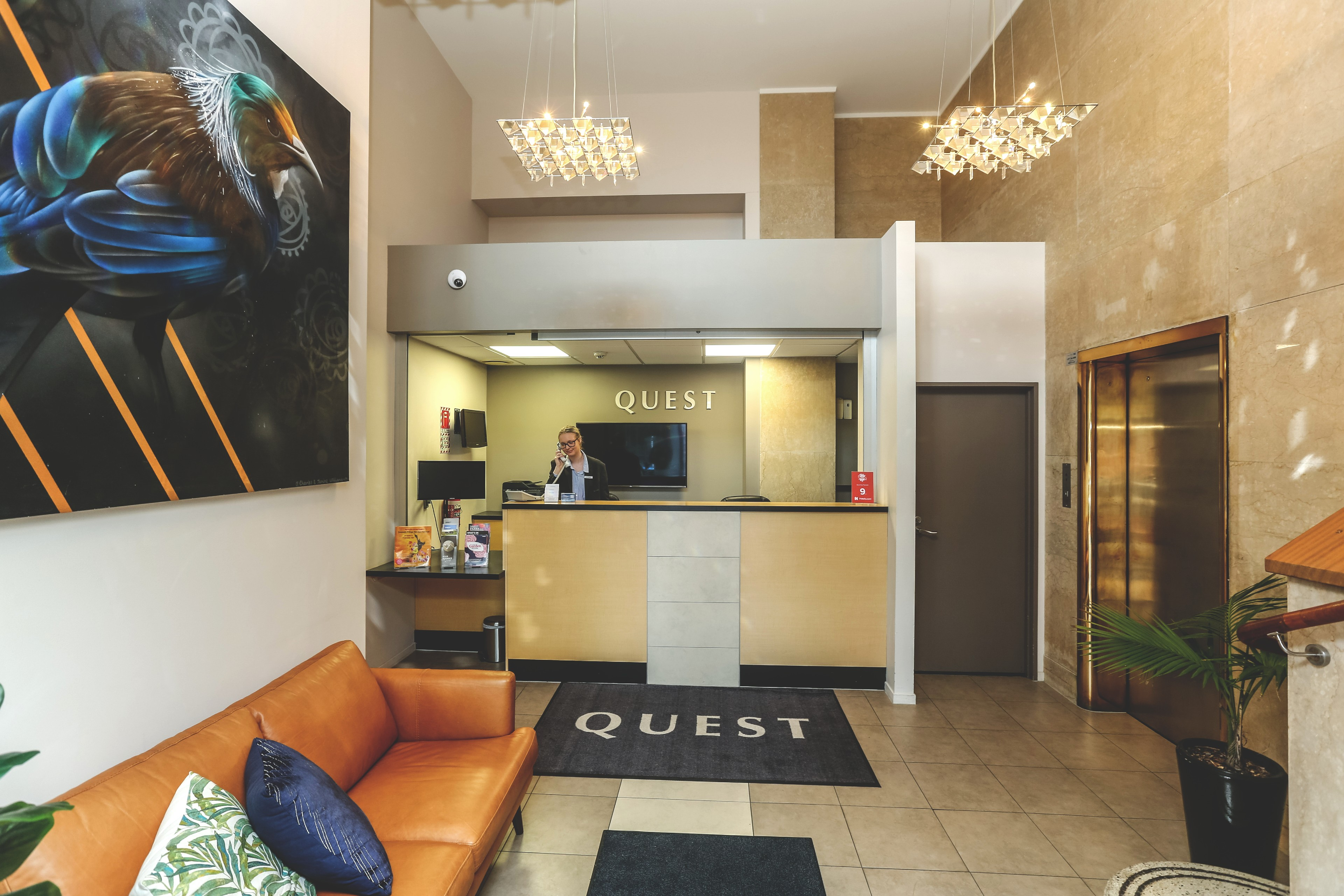 Gallery New Plymouth Accommodation Quest New Plymouth
