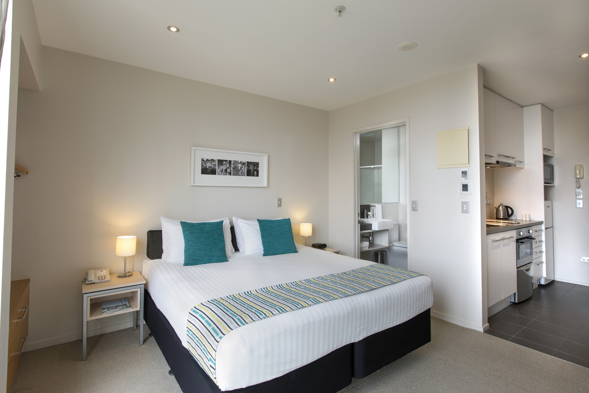 Auckland Serviced Apartments | Quest Carlaw Park Apartment ...