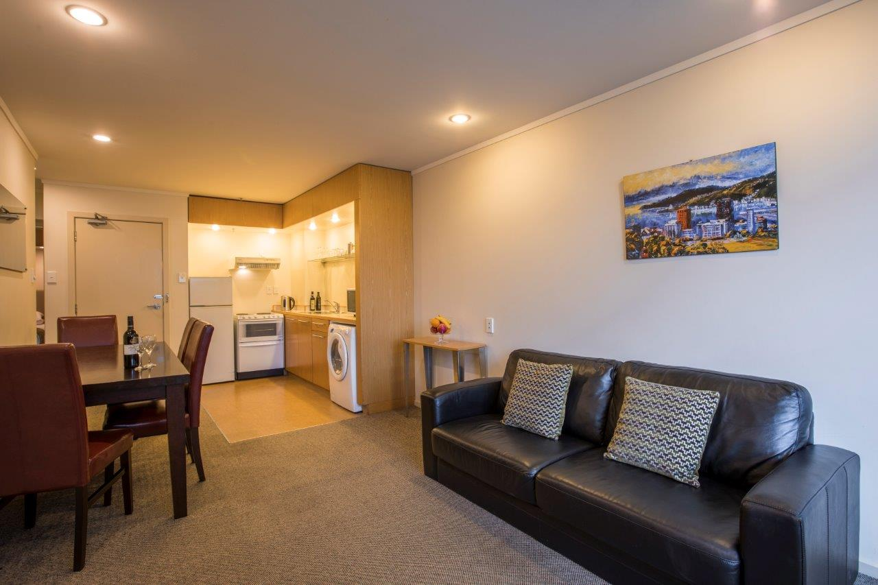 Wellington Serviced Apartments | Quest on Johnston ...
