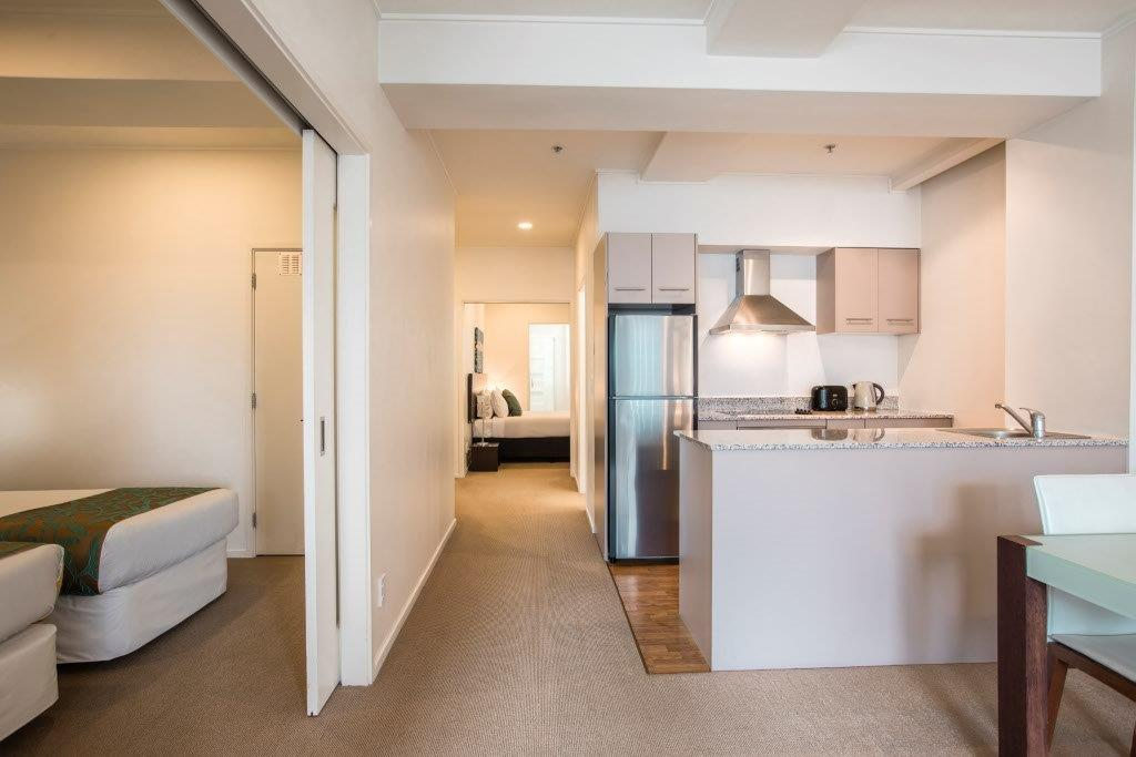 Short stay apartments wellington