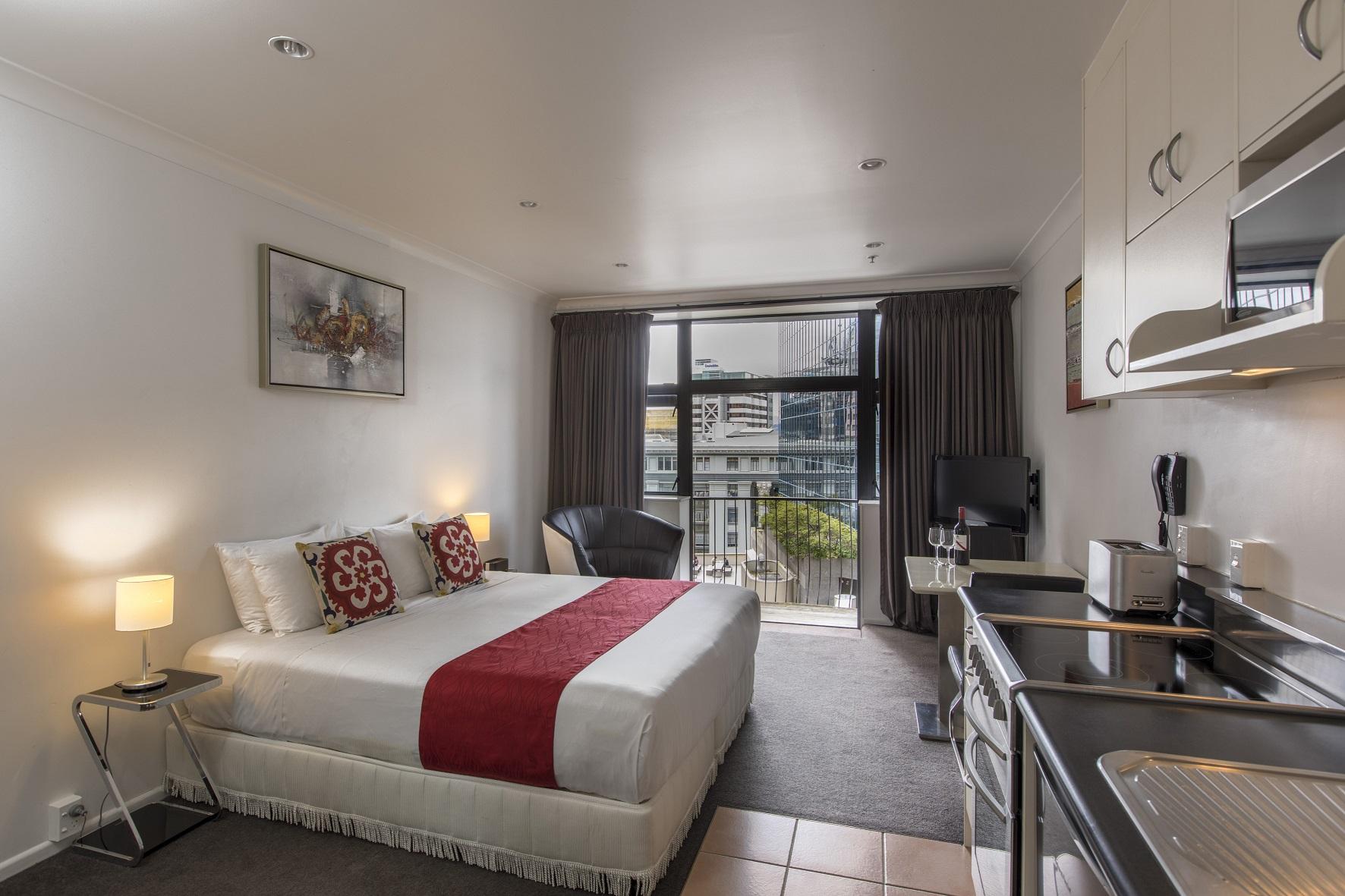 Weekly accommodation wellington